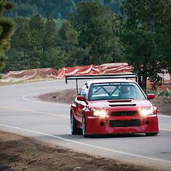 Pikes Peak Practice 2014 - Rick Beets