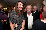 OLIVIA COLE; ANDREW NEIL, Book launch party for the paperback of Nicky Haslam's book 'Sheer Opulence', at The Westbury Hotel. London. 21 April 2010