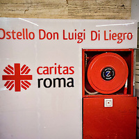 "Cantiere Ostello Caritas ""Don Luigi Di Liegro"""