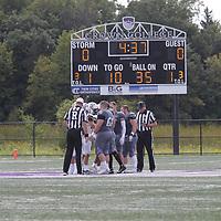 Football: Crown College (Minnesota) Storm vs. Beloit College Buccaneers