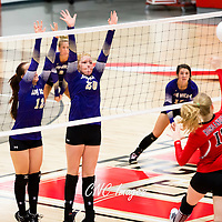 09-22-16 Berryville Varsity Volleyball vs Eureka Springs