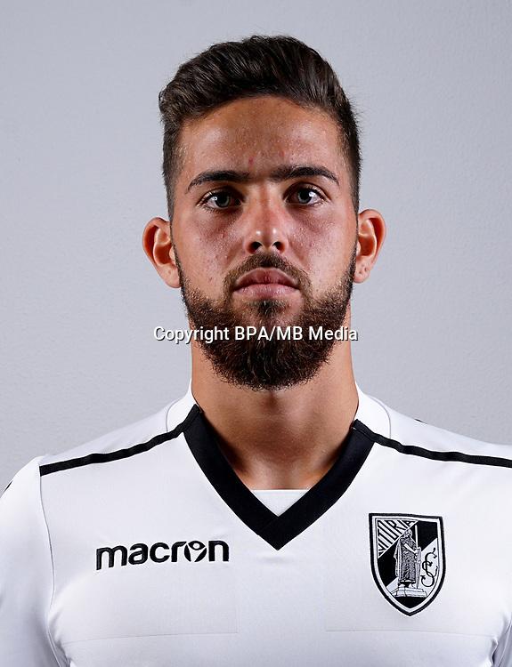 """Portugal - Primera Liga NOS 2017-2018 / <br /> ( Vitoria Guimaraes S.C. ) - <br /> Francisco Daniel Simoes Rodrigues """" Kiko """""""