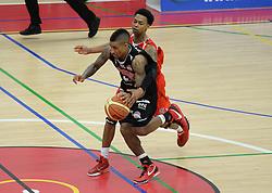 Bristol Flyers' Bree Perine - Photo mandatory by-line: Alex James/JMP - Mobile: 07966 386802 - 13/03/2015 - SPORT - Basketball - Bristol - SGS Wise Campus - Bristol Flyers v Leicester Riders - British Basketball League