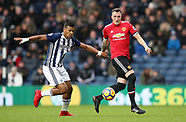 West Bromwich Albion v Manchester United - 17 Dec 2017
