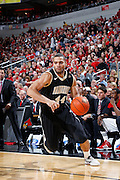 LOUISVILLE, KY - DECEMBER 2: Jeffery Taylor #44 of the Vanderbilt Commodores looks to the basket against the Louisville Cardinals at KFC Yum! Center on December 2, 2011 in Louisville, Kentucky. Louisville defeated Vanderbilt 62-60 in overtime. (Photo by Joe Robbins) *** Local Caption *** Jeffery Taylor