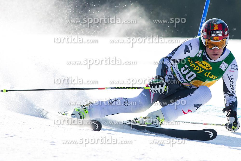 FELLERManuel of Austria during the 1st Run of Men's Giant Slalom - Pokal Vitranc 2014 of FIS Alpine Ski World Cup 2013/2014, on March 8, 2014 in Vitranc, Kranjska Gora, Slovenia. Photo by Matic Klansek Velej / Sportida