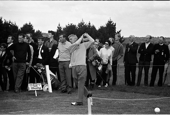 Irish Dunlop Golf Tournament at Tramore, Co. Waterford..19.08.1967