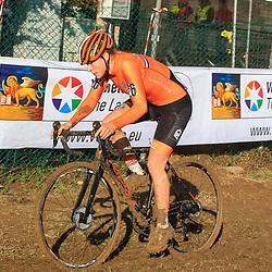 10-11-2019: Wielrennen: Europees Kampioenschap Veldrijden: Silvelle <br />Senne Knaven