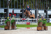 Oliver Tuff - Darino B<br /> FEI European Championships 2019<br /> © DigiShots