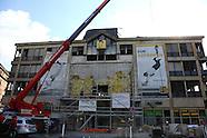 Abriss Postgebäude
