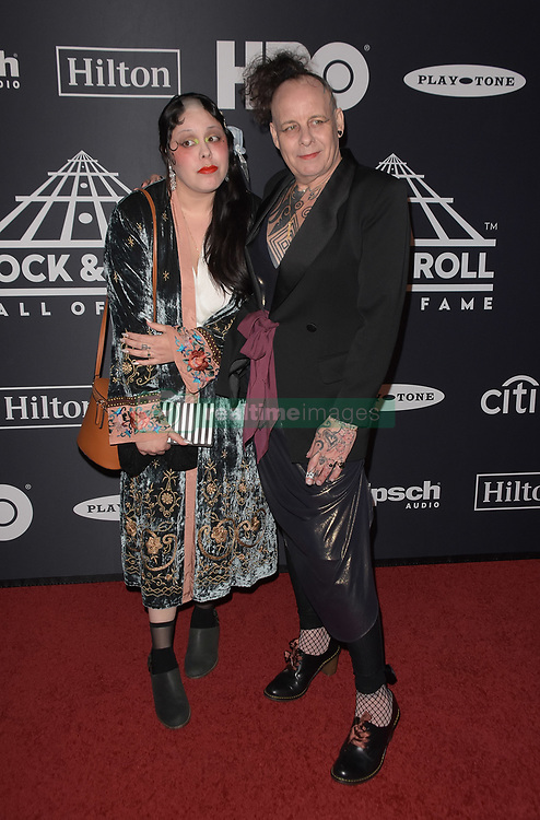 March 30, 2019 - Brooklyn, New York, USA - NEW YORK, NEW YORK - MARCH 29: Pearl Thompson attends the 2019 Rock & Roll Hall Of Fame Induction Ceremony at Barclays Center on March 29, 2019 in New York City. Photo: imageSPACE (Credit Image: © Imagespace via ZUMA Wire)