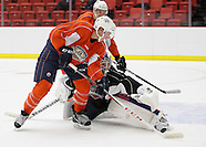 OKC Barons Training Camp Day 3 - 10/2/2012
