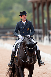 Jurado Lopez Severo Jesus, ESP, Deep Impact 3<br /> World Equestrian Games - Tryon 2018<br /> © Hippo Foto - Sharon Vandeput<br /> 15/09/2018