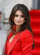 29.JULY.2009. LONDON<br /> <br /> SPANISH ACTRESS PENELOPE CRUZ AND DIRECTOR PEDRO ALMODOVAR ATTEND SCREENING OF THEIR NEW FILM BROKEN EMBRACES AT SOMERSET HOUSE, THE STRAND.<br /> <br /> BYLINE: EDBIMAGEARCHIVE.COM<br /> <br /> *THIS IMAGE IS STRICTLY FOR UK NEWSPAPERS AND MAGAZINES ONLY*<br /> *FOR WORLD WIDE SALES AND WEB USE PLEASE CONTACT EDBIMAGEARCHIVE - 0208 954 5968*