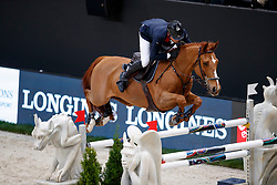 EPAILLARD Julien (FRA), Usual Suspect d'Auge<br /> Paris - FEI World Cup Finals 2018<br /> Longines FEI World Cup Jumping Final II<br /> www.sportfotos-lafrentz.de/Stefan Lafrentz<br /> 13. April 2018