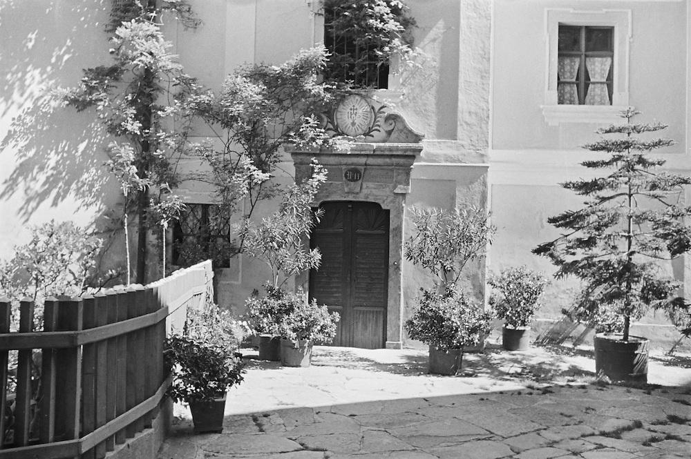 Church, Spitz, Austria, 1937