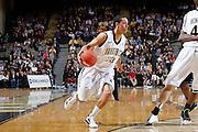 NASHVILLE, TN - NOVEMBER 11: John Jenkins #23 of the Vanderbilt Commodores dribbles up court against the Oregon Ducks at Memorial Gymnasium on November 11, 2011 in Nashville, Tennessee. Vanderbilt defeated Oregon 78-64.(Photo by Joe Robbins) *** Local Caption *** John Jenkins