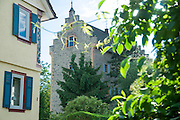 gotisches Schloss, Schotten, Vogelsberg, Hessen, Deutschland | gothic castle, Schotten, Vogelsberg, Hesse, Germany
