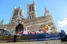 161104 - Lincolnshire Sport | Lincolnshire Athlete Bus Tour