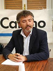 20110429 MARCO GALLERANI CANDIDATO SINDACO AL COMUNE DI CENTO