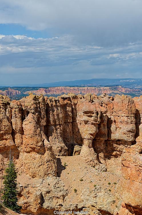 Ponderosa Point,Elevation 8904 ,Bryce Canyon National Park,Utah.