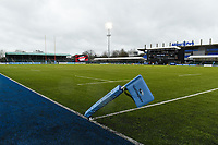 Rugby Union - 2019 / 2020 Gallagher Premiership - Saracens vs. Sale Sharks<br /> <br /> A general view, at Allianz Park.<br /> <br /> COLORSPORT/ASHLEY WESTERN
