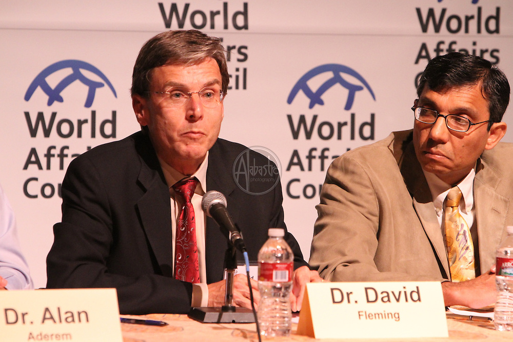 World Affairs Council -Vaccines: The Global Health Miracle.