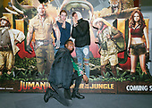 premiere Jumanji - Welcome to the Jungle