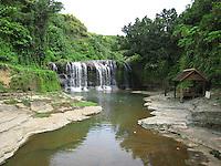 Talofofo Falls, Guam, 2007.