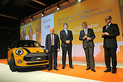 Koning Willem Alexander heropent VDL Nedcar. De autofabriek VDL Nedcar is omgebouwd en heringericht voor de productie van de nieuwe MINI in opdracht van BMW. <br /> <br /> King William Alexander reopens VDL Nedcar. The car factory VDL Nedcar has been converted and refurbished for the production of the new MINI commissioned by BMW.<br /> <br /> Op de foto / On the photo: <br />  V.l.n.r. Wim van der Leegte (president-directeur VDL Groep), Zijne Majesteit Koning Willem-Alexander, Joost Govaarts (algemeen directeur VDL Nedcar), Dr. Andreas Wendt (directeur BMW Group Plant Regensburg), Carel Bouckaert (technisch directeur VDL Nedcar), Dr. Johann Wieland (hoofd indirecte inkoop BMW Group) en Jan Mooren (directeur VDL Groep).<br /> <br /> <br /> V.l.n.r. Wim van der Emptiness (CEO VDL Groep), His Majesty King Willem-Alexander, Joost Wanderer (CEO VDL Nedcar), Dr. Andreas Wendt (Director BMW Group Plant Regensburg), Carel Bouckaert (technical director VDL Nedcar), Dr. Johann Wieland (main indirect procurement BMW Group) and Jan Moors (director VDL).