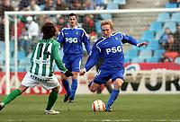 Fotball , 05 mars 2006 , Getafe - Betis ,  Rivas