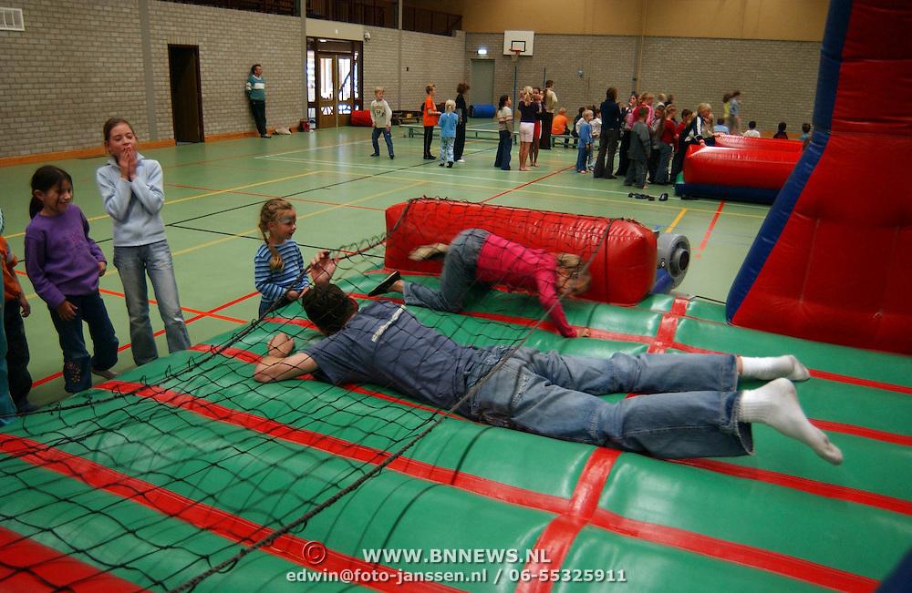 Kindervakantieweek Sporthal oost Hilversum