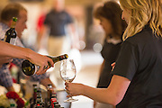 Art of Wine 2015 in Fayetteville, Ark.