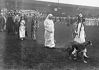 H921 Aonach Tailteann Athletics - Croke Park. Pageant procession. 1928. (Part of the Independent Newspapers Ireland/NLI Collection)