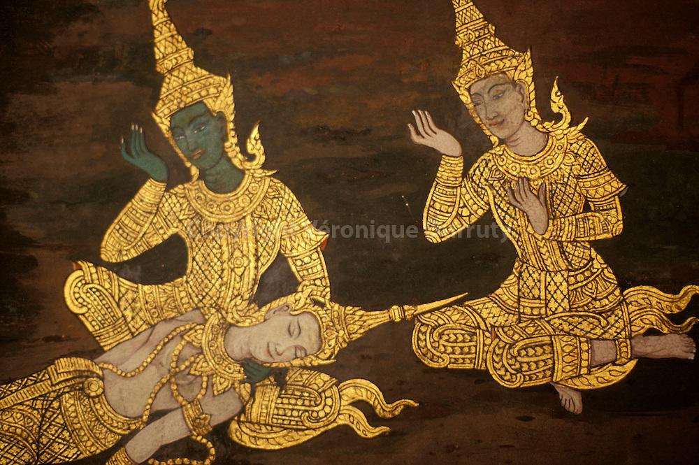 TEMPLE WAT PHRA KEO, BANGKOK, THAILANDE