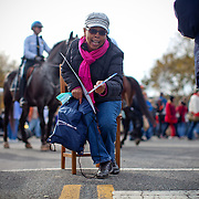 Washington, Oct. 30, 2010 - Rally to Restore Sanity and/or Fear - Sandra Martin, Woodbridge, VA