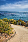 Scenic View Of Laguna Beach Orange County