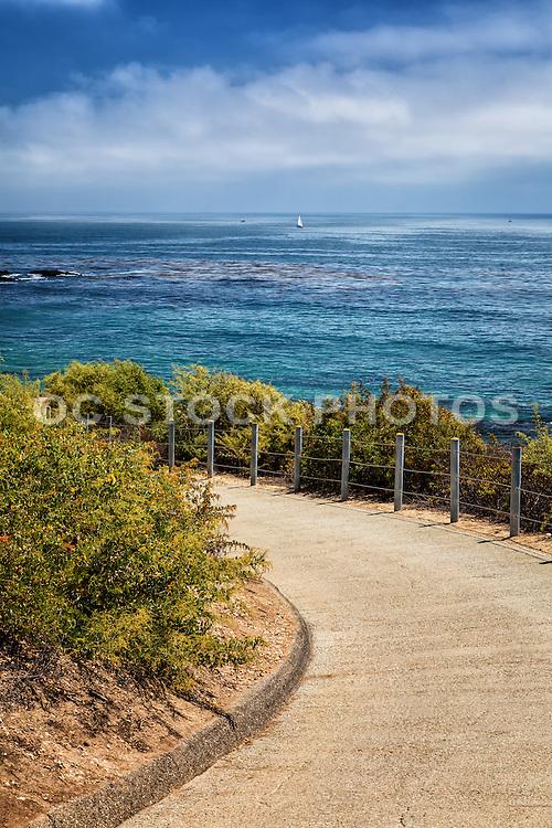 Scenic View Of Laguna Beach Orange County