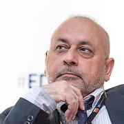 04 June 2015 - Belgium - Brussels - European Development Days - EDD - Jobs - Developing with decent work - Moazam Mahmood , Director of the Economic and Labour Market Analysis Department © European Union