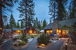 Evergreen Lodge, Yosemite, CA