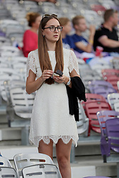 TOULOUSE, FRANCE - Monday, June 20, 2016: A Russia supporter before the final Group B UEFA Euro 2016 Championship match against Wales at Stadium de Toulouse. (Pic by David Rawcliffe/Propaganda)