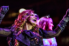 Gloria Trevi Performs at Pico Rivera Sports Arena