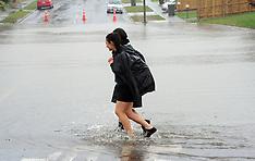 Wellington-Flooding in Porirua and Titahi Bay