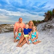 Smith-Hogan Families Beach Photos