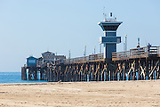 Seal Beach Pier California