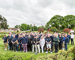 Competitors at The ISPS HANDA Mike Tindall Celebrity Golf Classic<br /> <br /> (c) John Baguley | Edinburgh Elite media