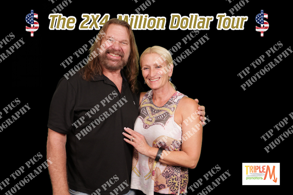 THE 2X4 MILLION DOLLAR TOUR, TED DEBIASE, JIM DUGGAN, MDA PROMOTIONS, WRESTLING