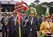 Dauphin Island, Alabama - Mardi Gras 2017