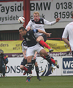 Mark Beck and Gavin Rae - Dundee  v Falkirk - SPFL Championship at Dens Park<br /> <br />  - &copy; David Young - www.davidyoungphoto.co.uk - email: davidyoungphoto@gmail.com
