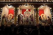 The Nallur Kandaswamy Kovil Chariot festival. Jaffna. ..2004